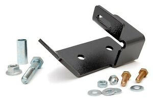 Rou 1087 Rough Country 97 06 Jeep Wrangler Tj Rear Track Bar Bracket 2 5in Lift