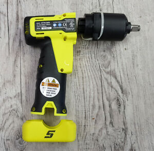 Snap On Ct761 Repair Custom Kit Yellow 3 8 Drive 14 4v Impact Gun Cordless