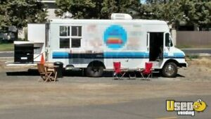 Workhorse Food Truck Mobile Kitchen For Sale In Oregon