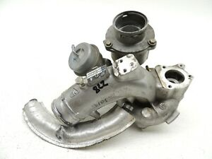 2007 8p Audi A3 2 0t Fsi Turbo Charger Turbocharger Housing Factory Oem 822
