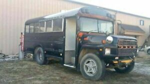 Ford B600 Turnkey Food Truck Used Mobile Kitchen For Sale In Illinois