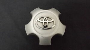 Toyota Rav4 5 Lug Oem Wheel Center Cap 06 07 08 09 10 11 12 Silver Finish