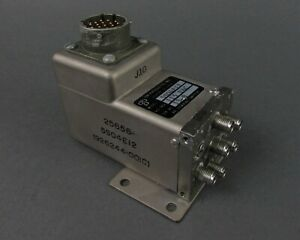 Db Products 5s04e12 Rf Coaxial Switch Sma Female 115vac
