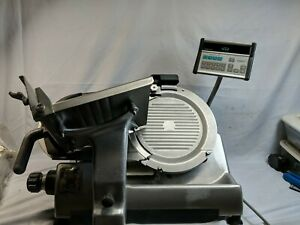 Hobart 2812 Ps Meat And Cheese Slicer Used Works
