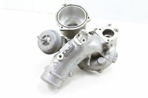Turbo Turbocharger Compressor Housing Audi A3 Vw Golf Gti 06f145701d