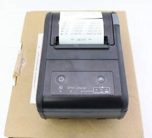 Epson M292b Tm p60ii Bluetooth Mobile Thermal Pos Receipt Printer With Battery
