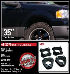 2003 2015 Ford Expedition Ready Lift Sst Suspension Lift Kit 69 2070