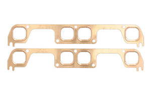 Sce Gaskets 4411 Small Block Chevy Exhaust Manifold Header Gasket 2 Pc