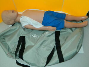 Simulaids Kyle 3 Yr Old Full Body Infant Cpr Training Mannequin Manikin
