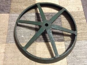 20 291 A New Cast Wheel Half For Cole 400 500 1800 1900 Series Planter