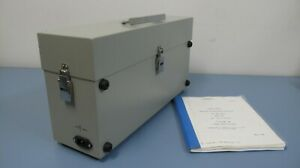 Tm Systems Test Set Relay Nsn 6625 01 348 4540 Model 904a With Technical Manual