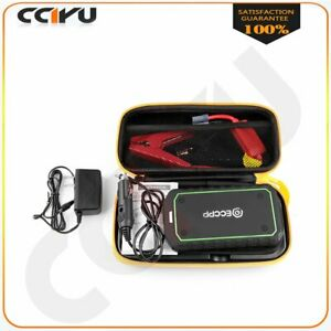 Car Portable Car Jump Starter Booster Jumper Box Battery Charger High Quality