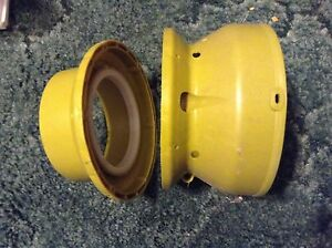 106584 A New Front Pto Shield For A New Idea 3626 3639 3726 3732 Spreaders