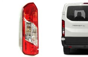 For 2015 2019 Ford Transit 150 250 350 350 Hd Driver Rear Tail Light No Bulbs