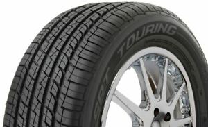 4 New 215 55r16 Mastercraft by Cooper Srt Touring Xl 97h Bw Tires