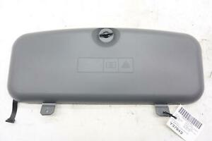 2009 2010 2011 2012 Bmw 750i 750li 7 Series Trunk Lid First Aid Tool Kit Panel