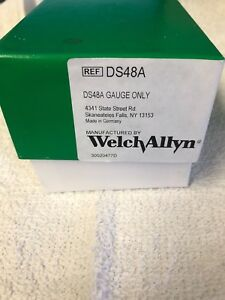 Welch Allyn Ds48a Gauge Only
