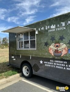 Freight M Line Food Truck Used Mobile Kitchen For Sale In North Carolina