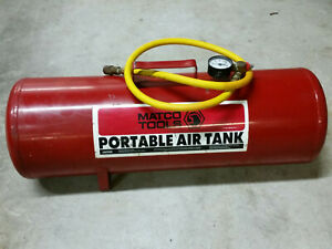 Matco Tools Portable Air Tank Pat9 10 Gallon