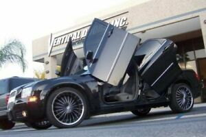 Direct Bolt On Vertical Lambo Doors Hingest Kit With Warranty Vdccry3000410rear