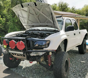 Hood Strut Kit For 01 04 Toyota Tacoma high Lift By Spiker Engineering
