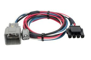 Hopkins Towing Solution 53055 Trailer Brake Control Quick Install Harness
