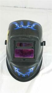 Chicago Electric Welding Systems Helmet Din 9 13 91214