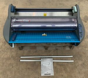 Gbc Pinnacle27 Ezload Thermal Roll Laminator 101142