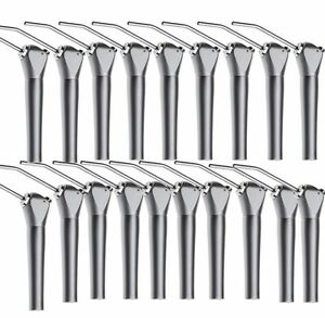 20x Dental Air Water Spray Triple Syringe 3 Way Handpiece Nozzles Tips From Usa