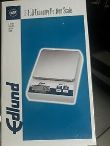 Edlund E160 Digital Food Scale 160 Oz Ounce Brand New Working Condition