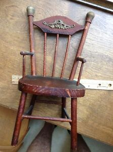 Vintage Miniature Chairs Reduced