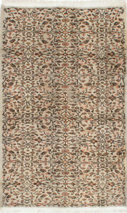 Hand Knotted Turkish 3 11 X 6 0 Melis Vintage Wool Rug Discounted