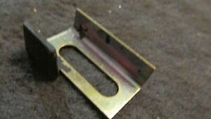 Nos 1970 Ford Galaxie Ltd Xl Custom 500 Front Door Window Stop Bumper Drivers Si