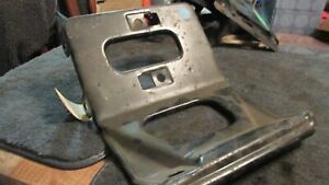 Nos 1970 1971 Ford Torino Fairlane Cobra Gt 500 Ranchero Hood Latch Support New