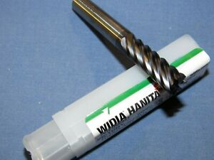 Brand New hanita Varimil Er Bull End Mill 3 8 X 0 015 Corner Chamfer 2 Pcs Lot
