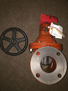 Mueller 3 Gate Valve 2360 Series Resilient Wedge Awwa 250w 200w New