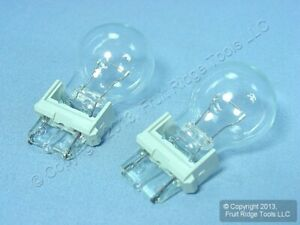 2 New Wagner Bp3156 12v Day Time Running Lamp Turn Signal Stop Auto Light Bulbs
