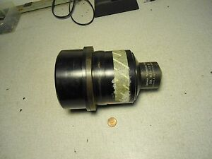 Kodak Optical Comparator Lens 50x Ri53 115
