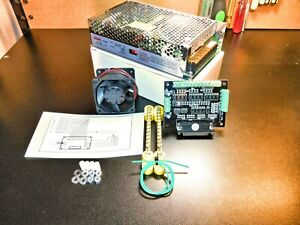 6 Axis Breakout Board Diy Bundle With Cooling Fan Dual Rail Power Supply
