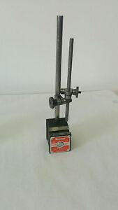 Starrett 657aa Magnetic Base Indicator Holder