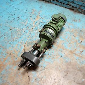 Rye Automatic Boring Unit 780 W Dual Spindle Drill Head 1 5 Hp 220 440v
