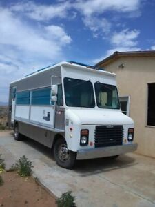 Gmc P30 Food Truck Used Mobile Kitchen For Sale In New Mexico