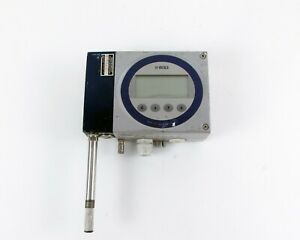 Vaisala Hmp361 Humidity Temperature Probe With Display Transmitter
