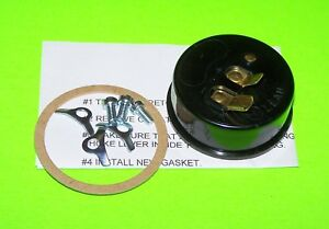 Electric Choke Thermostat Carter Afb Carburetor 809066 Includes Marine 4 Bbl