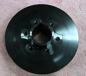 Bbc Blower Pulley Crank Hub Degree Ring Supercharger Big Block Chevy Nitro