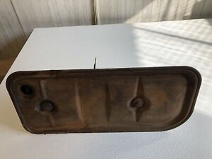 58 59 60 61 62 63 Ford Big Truck V8 Y Block 332 302 Intake Manifold Valley Pan