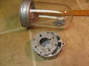 Steber Vb270 Explosion Proof Light Fixture Industrial Steampunk Vapor Tight