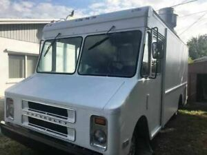 Chevy Stepvan 30 Food Truck With New Kitchen For Sale In Florida