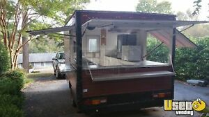 8 X 12 Food Concession Trailer Used Street Food Trailer For Sale In Virginia