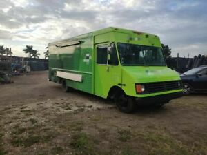 2001 Chevy Mobile Kitchen Used Food Truck For Sale In Florida